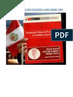 La Constitución Política Del Perú 1993