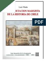 Luis Vitale - Interpretación marxista de la historia de Chile III.pdf