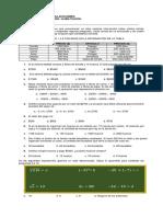 evaluacion habilitacion 6°