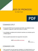Comando  Promodel