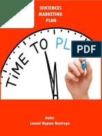 10 Sentences Marketing Plan