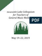 2019 Colloquium Draft March 12