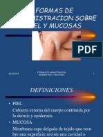 formas de admi sobre piel y muc 2018.pptx