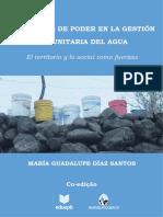 Relaciones de poder en la gestión comunitaria del agua.pdf