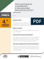 Informe Familia DI ECE2018 4P