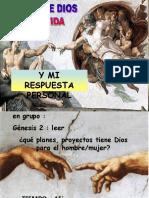 Plan de Dios y Respuesta