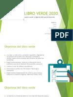Libro Verde 2030