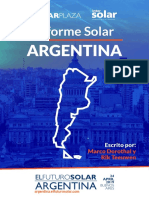 White Paper - Argentina Solar Snapshot 2019 (ES)