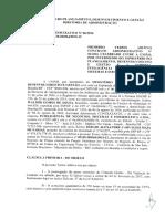1º Termo Aditivo - Prorrogação, Acrescimo e Supressão - Assinado