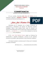 Constancia de Prácticas Pre Profesionales 2018_i