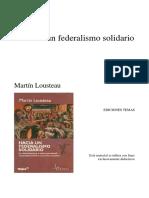 Federalismo Solidario