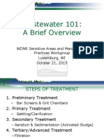 Wastewater Overview
