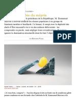 Une philosophie du mépris, par Bernard Pudal (Le Monde diplomatique, mars 2019).pdf