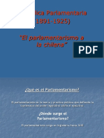 cracteristicas del parlamentarismo chile.ppt