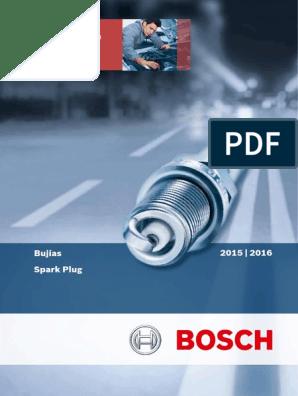 0 242 240 649 Bosch bujía FR 6 KPP 33 x