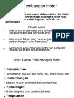 Perkembangan Motor 2