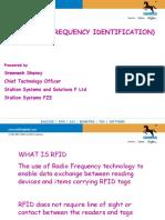 RFID Vehicle Parking Presentation