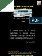 Anestesia General Endovenosa Usjb