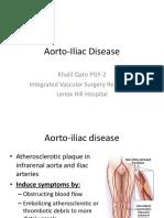 Aorto Iliac Disease