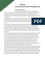 Artikel Sejarah Banten Girang