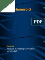 P 4a + 3a Hemoroid