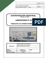 Lab 7 Aplicación Con Señales Analogicas Nivel