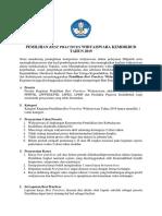 Info Best Practices 2019 Widyaiswara