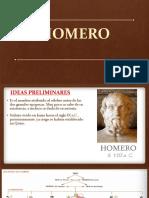 Homero Esquilo Sofocles Euripides
