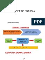 Clase 4 Balance de Energia