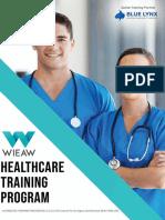 Wieaw Healthcare Training Program