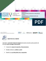 Fase III SESIÓN 2 - VALIDACIÓN DE LA PRESENTACIÓN DEL EMPRENDIMIENTO.pptx
