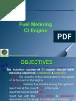 Fuel metering
