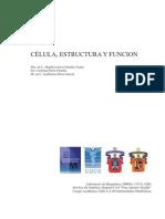Celula, Estructura y Funcion, TEXTO