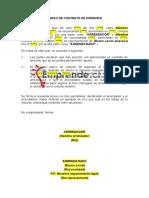 Formato Anexo Autorizacion Para Subarrendar