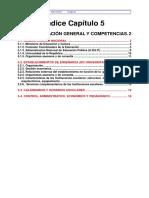 5- Administración General y Competencias