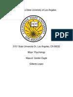 california state university of los angeles