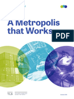 GSC a Metropolis That Works Thought Leadership Tlp2018 1 Metropolis That Works 181023