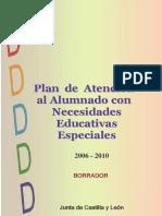 Plan de atencion de alumnado con NEE
