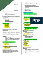Chapter 11 Hypertensive Medications [Shortcut Version].docx
