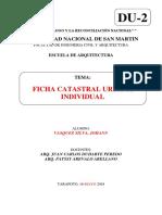 formato de Caratula DU.docx