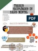 Trabajo Interdisciplinario en Salud Mental