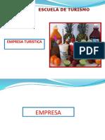 Empresa Turistica Semestre 2019 i (1)