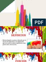 PINTURAS CONSTRUCCION