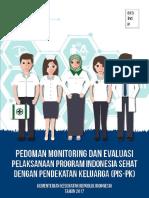 Buku Monitoring Dan Evaluasi PIS-PK