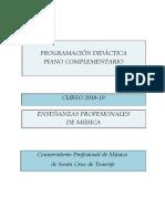 Programacion Pc 18 19