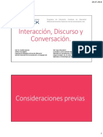 Clase 3 - Macroestructura Conversacional - PEDTL 161 - San Fdo 2018