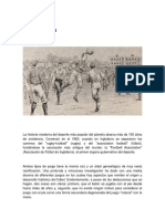 Los Orígenes Del Futbol