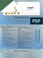 NUTRICION APLICADA