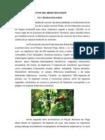 Biodiverdiversidad  biologico