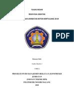 PERENCANAAN JEMBATAN MAKALAH 20M terbaru.docx